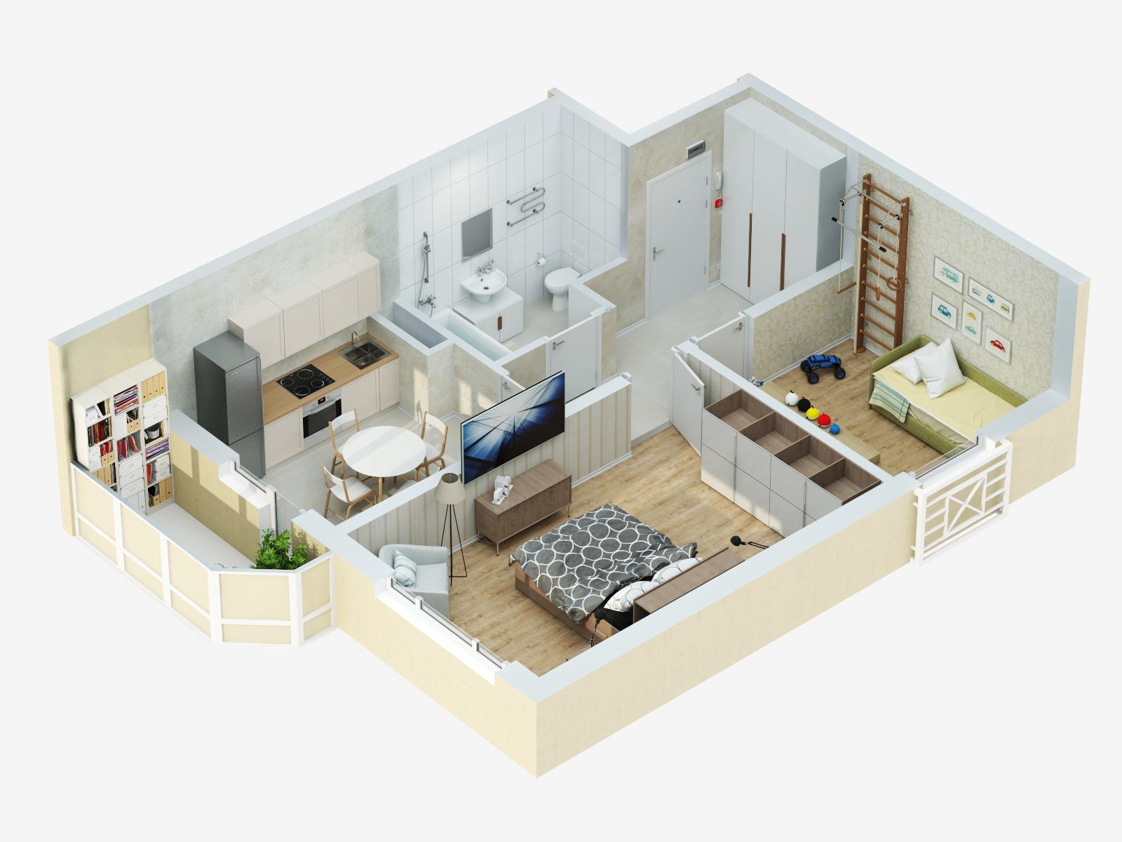 Перепланировка квартиры Ответственность и последствия